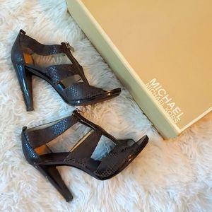 Michael Kors Sandal Strap Heel